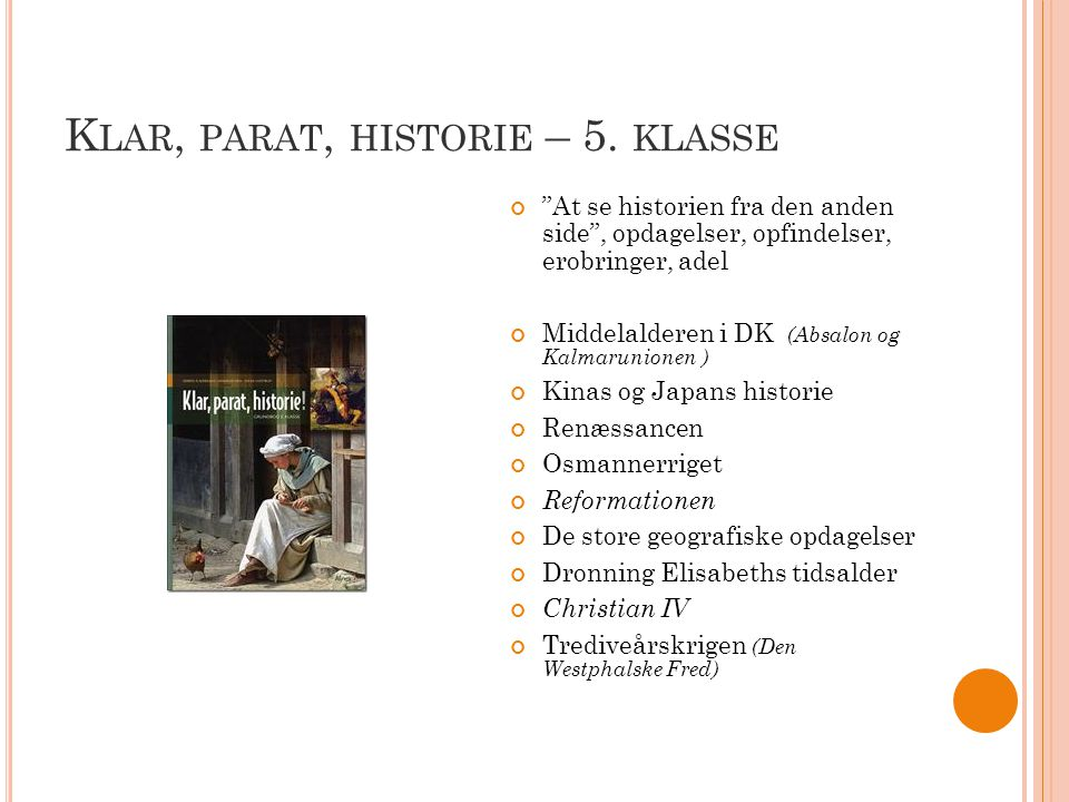 Historie – Taskebøger – og det der ligner 3. – 4. klasse & 5. – 6 - ppt download