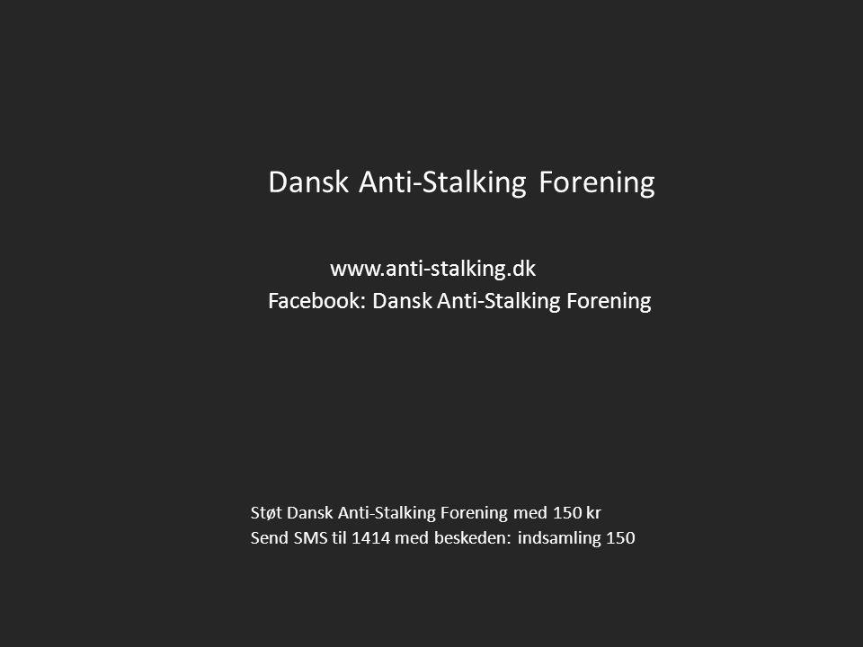 Dansk Anti-Stalking Forening