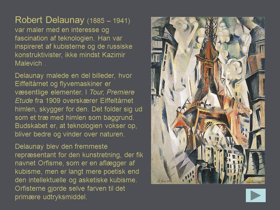 Robert Delaunay (1885 – 1941)