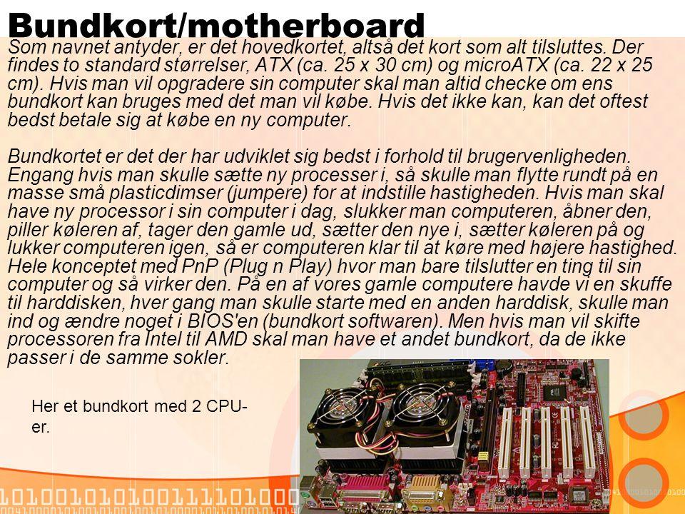 Bundkort/motherboard