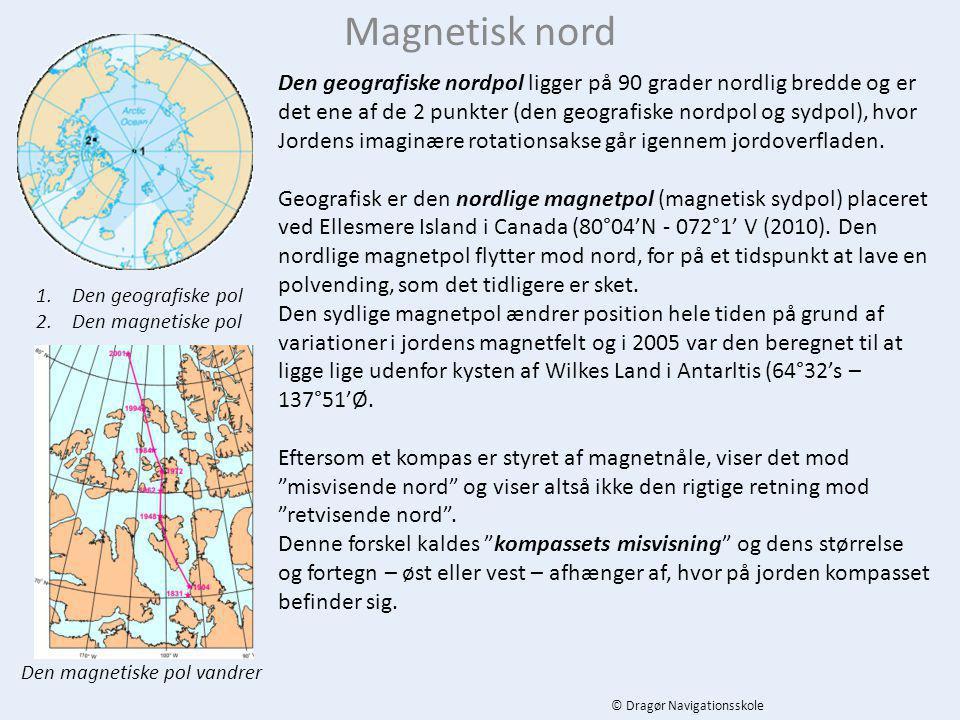 Magnetisk nord