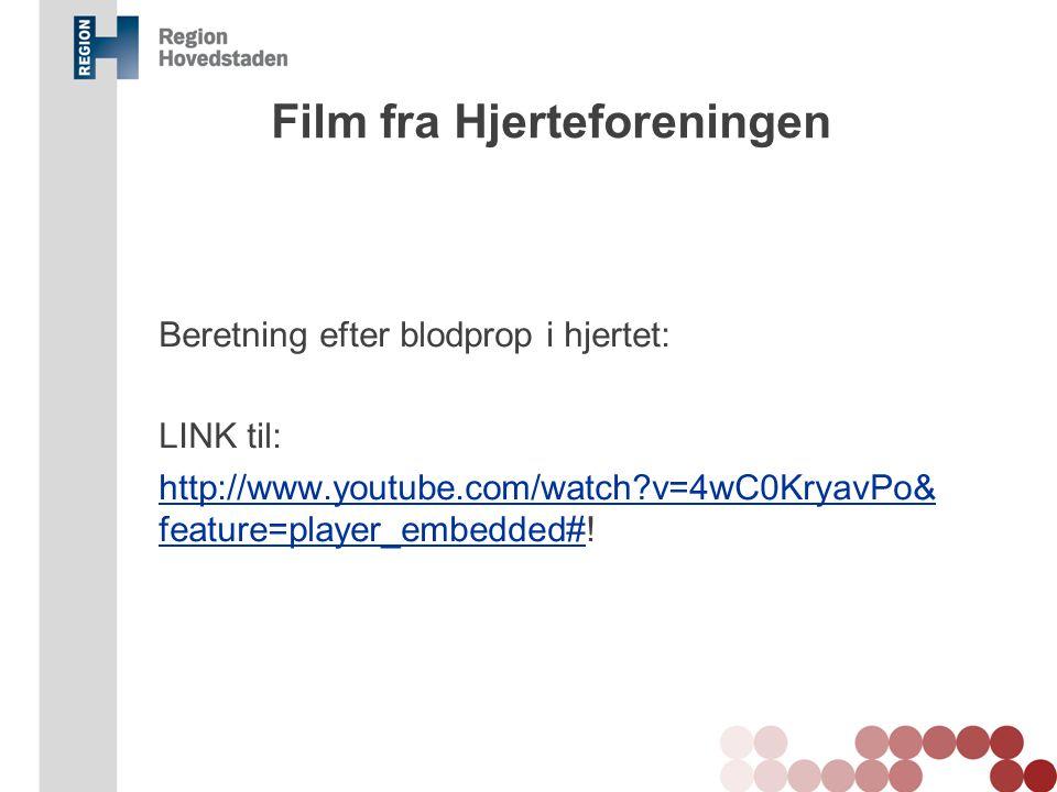 Film fra Hjerteforeningen
