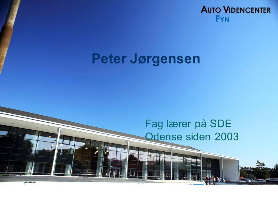 Fag lærer på SDE Odense siden 2003