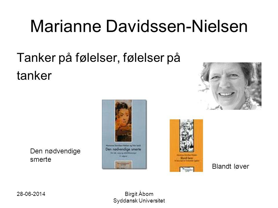 Marianne Davidssen-Nielsen