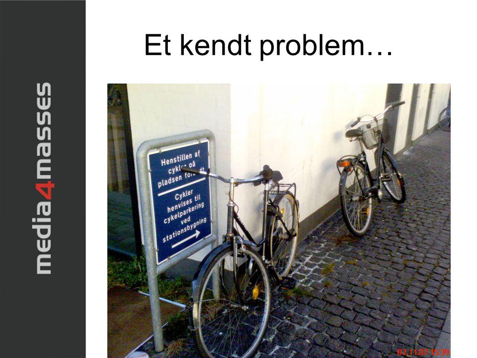 Et kendt problem…