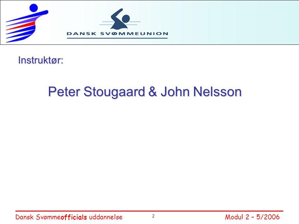 Peter Stougaard & John Nelsson