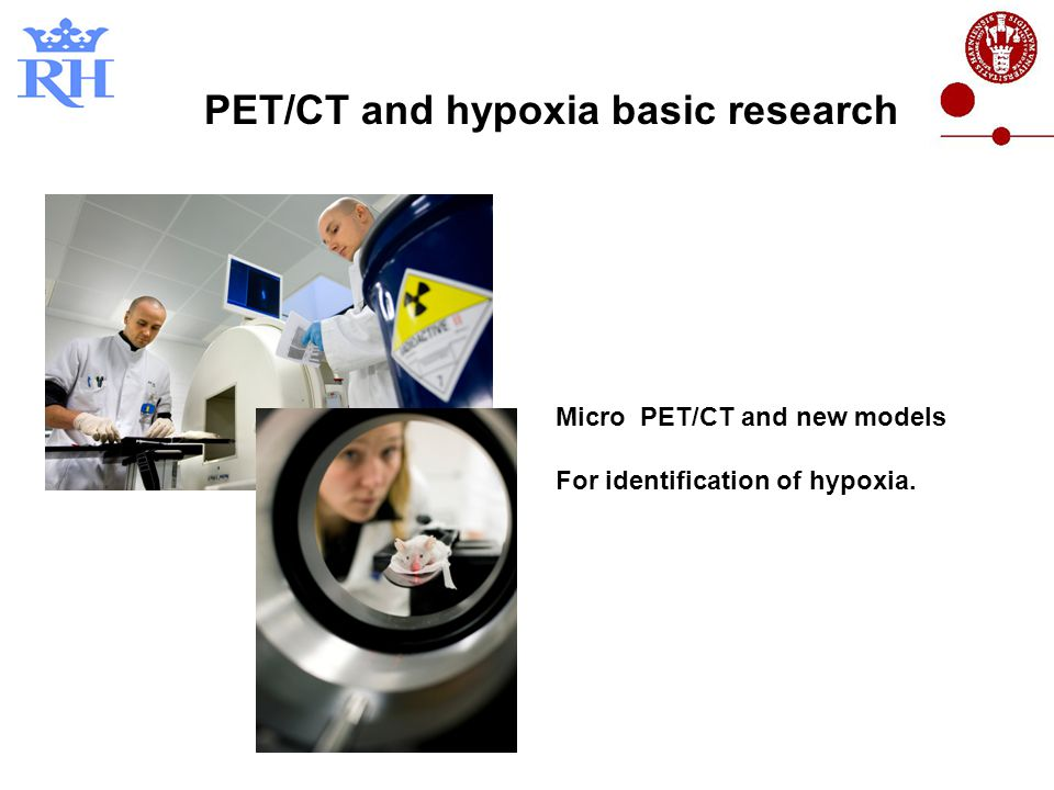 PET/CT and hypoxia basic research