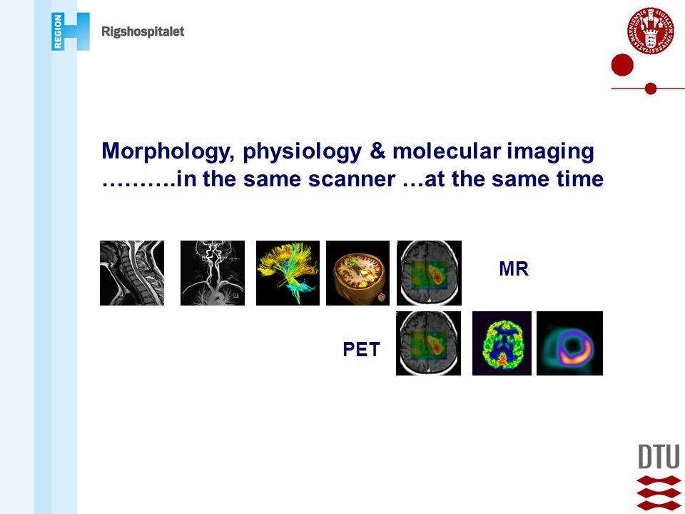 Morphology, physiology & molecular imaging