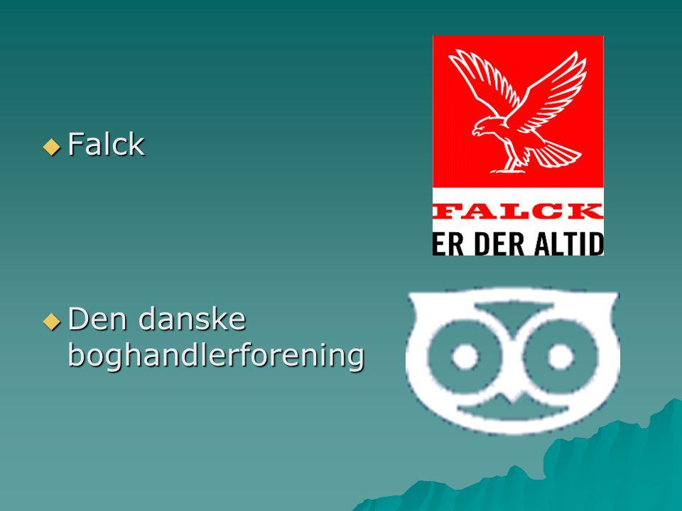 Falck Den danske boghandlerforening