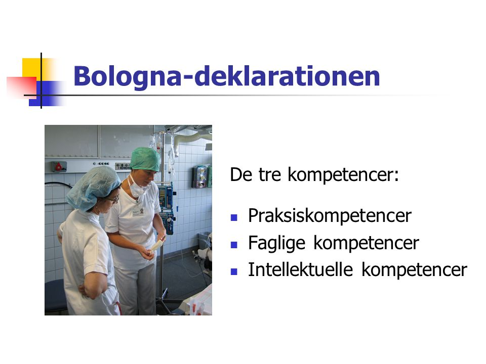 Bologna-deklarationen