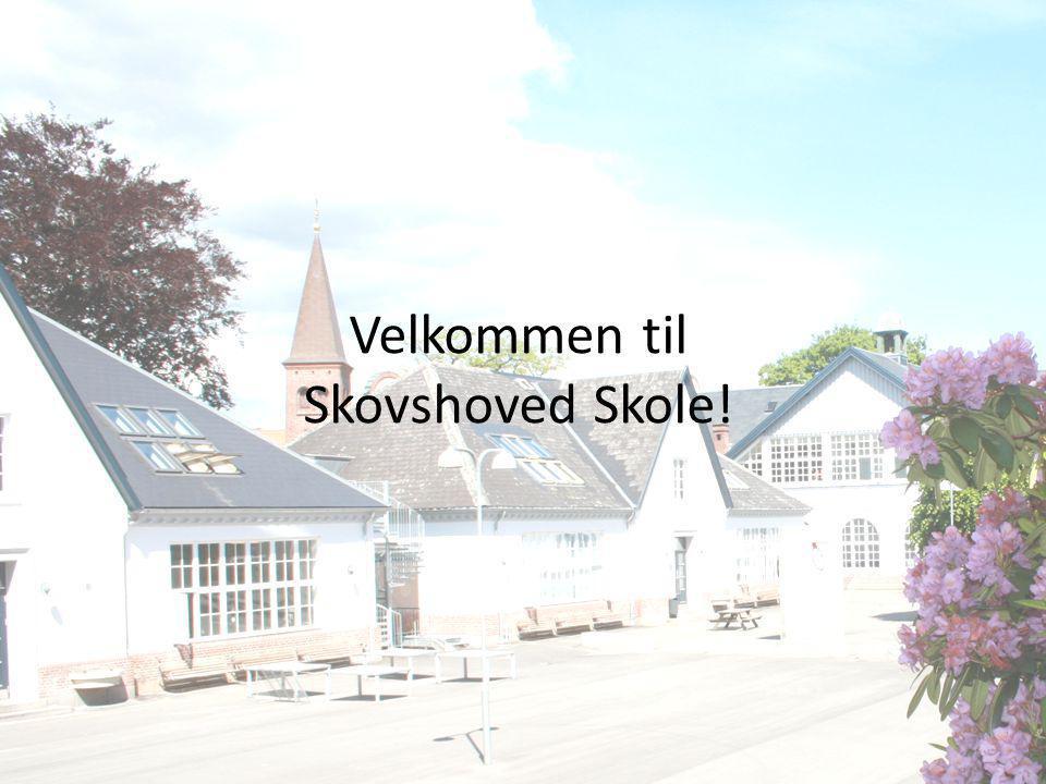 Velkommen til Skovshoved Skole!