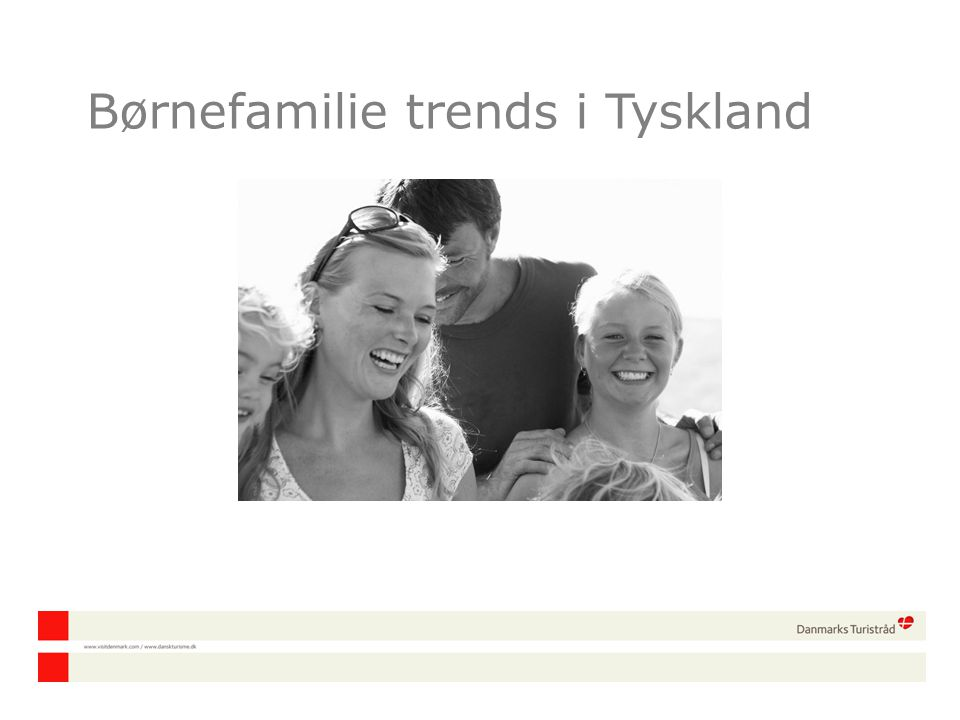 Børnefamilie trends i Tyskland