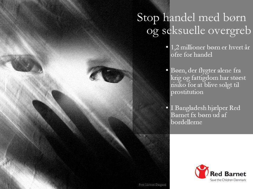 Stop handel med børn og seksuelle overgreb