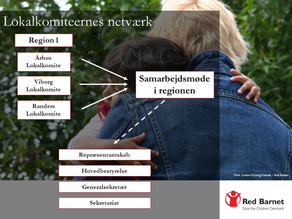 Lokalkomiteernes netværk