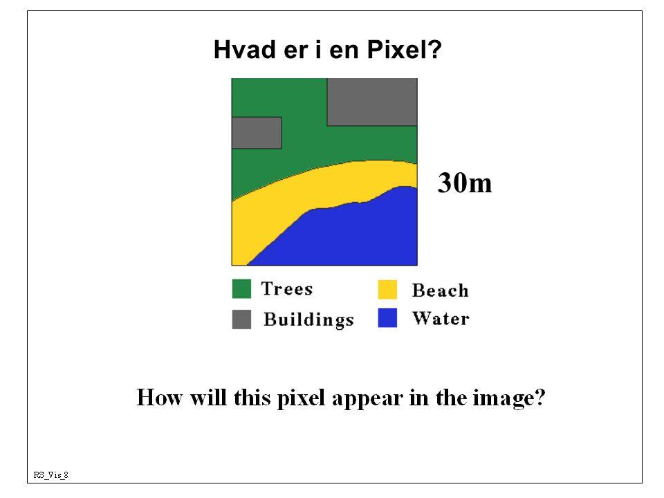 Hvad er i en Pixel 30m