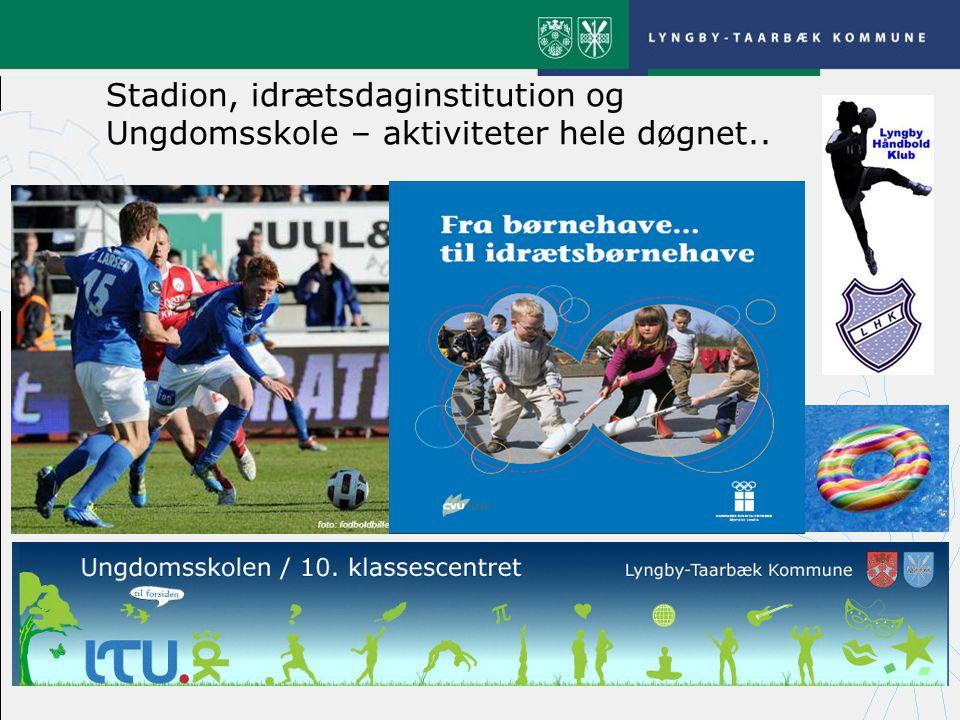Stadion, idrætsdaginstitution og