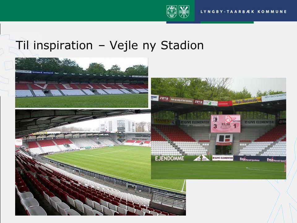 Til inspiration – Vejle ny Stadion