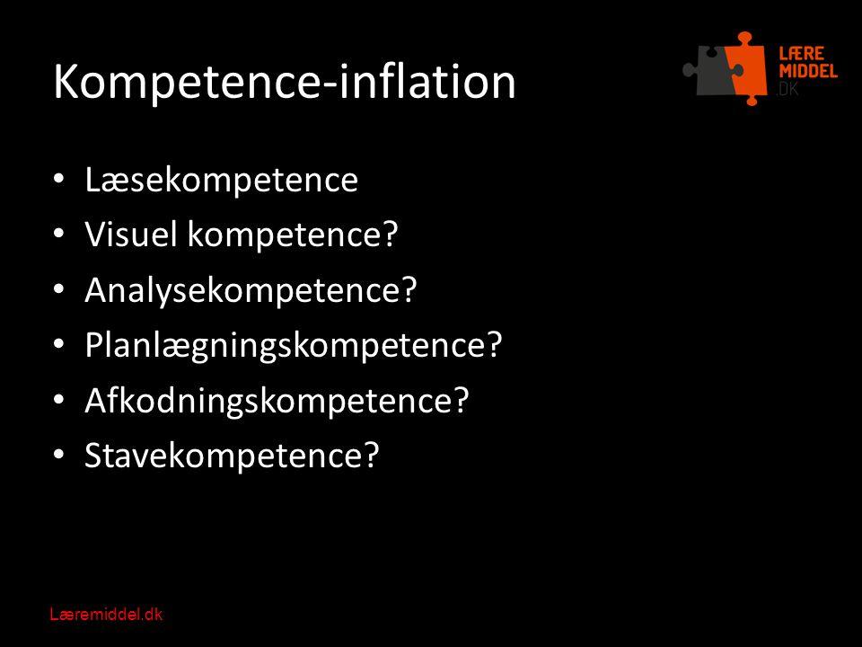 Kompetence-inflation
