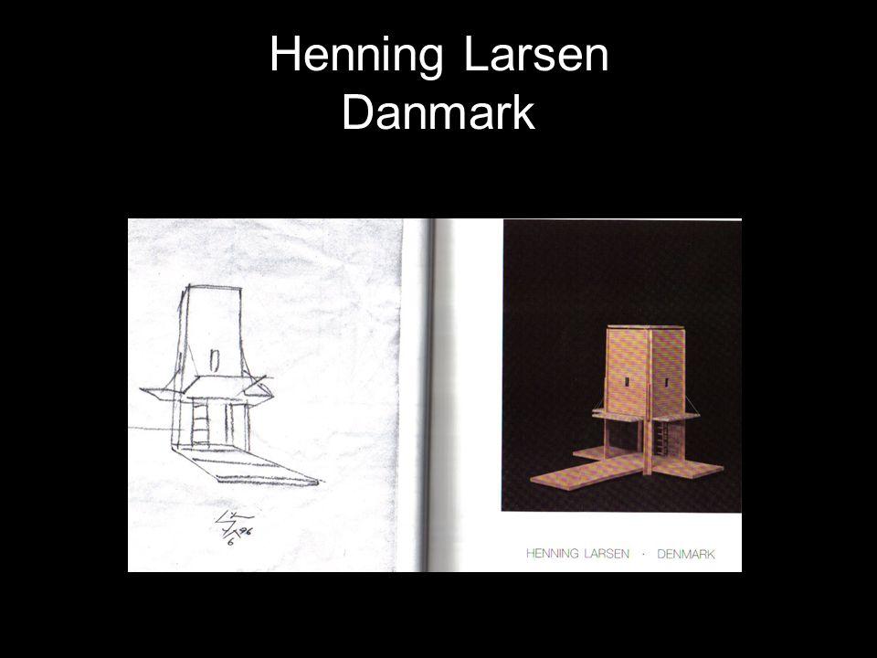 Henning Larsen Danmark