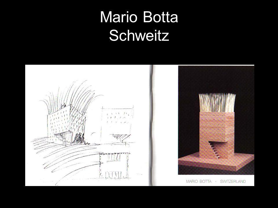 Mario Botta Schweitz