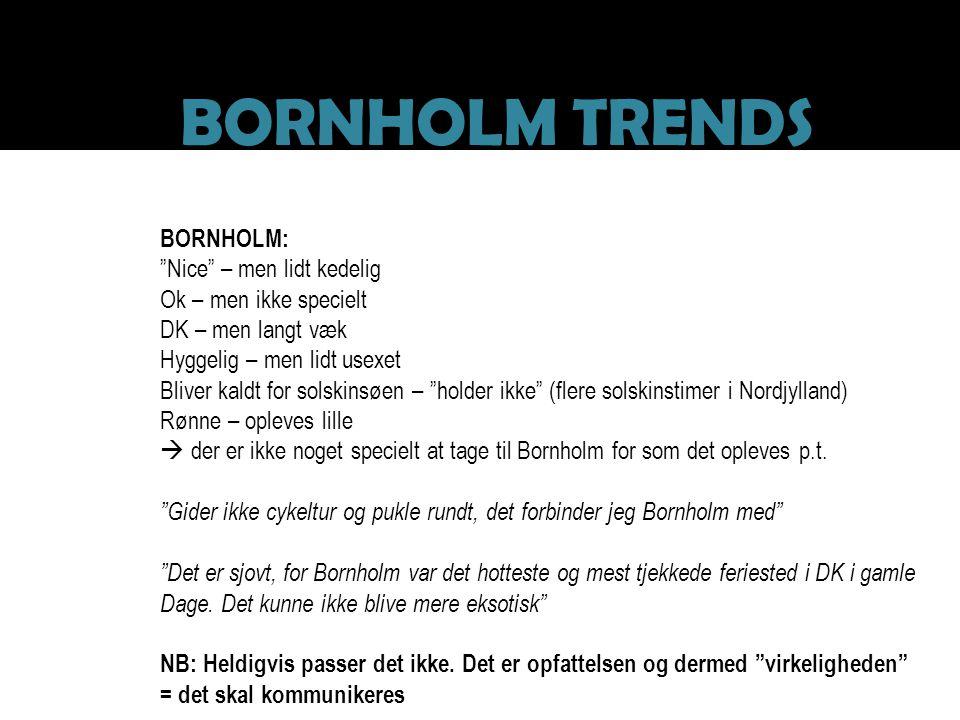 BORNHOLM TRENDS BORNHOLM: Nice – men lidt kedelig