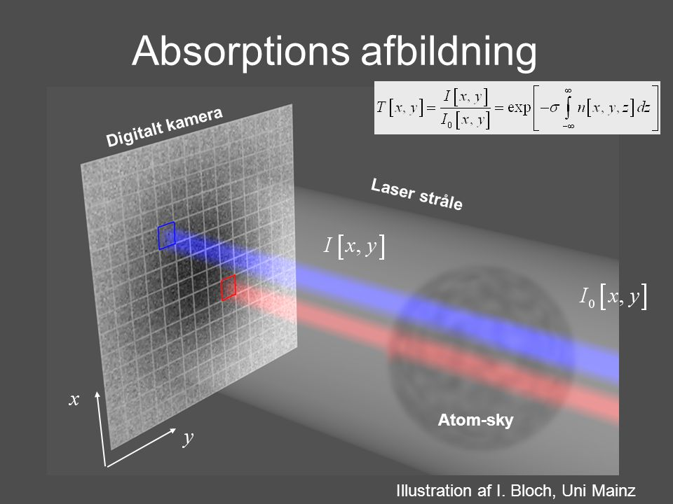 Absorptions afbildning