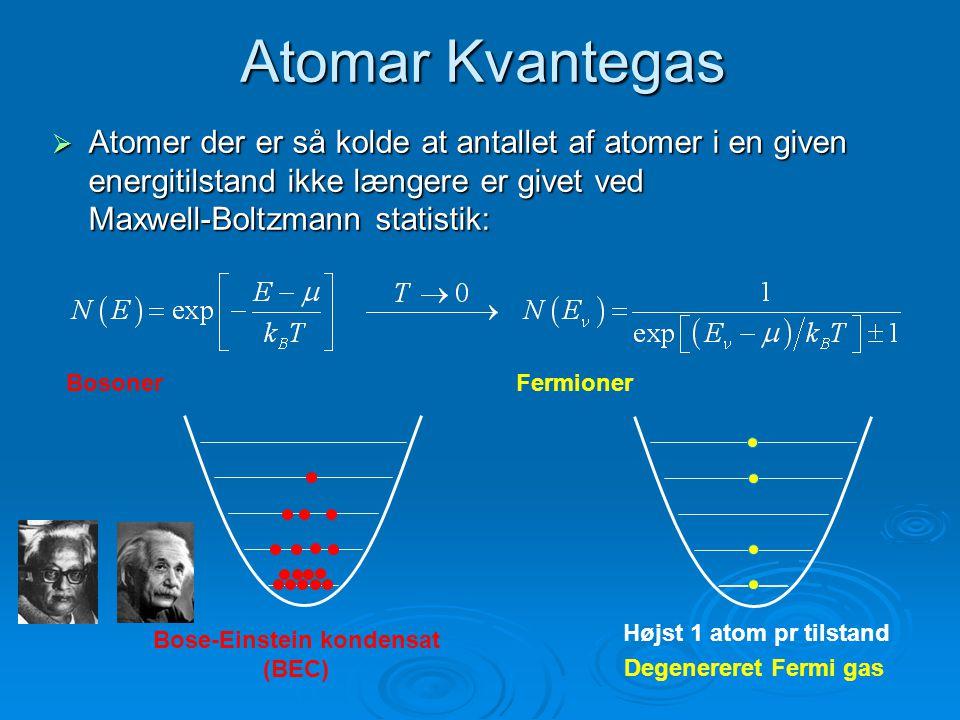 Bose-Einstein kondensat