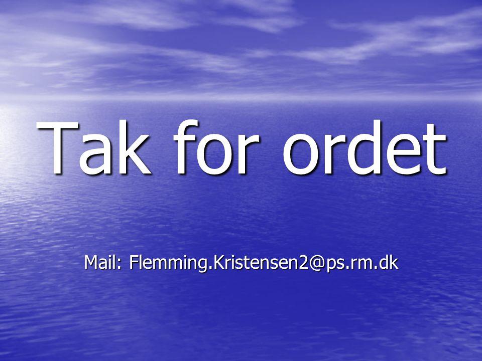 Mail: Flemming.Kristensen2@ps.rm.dk