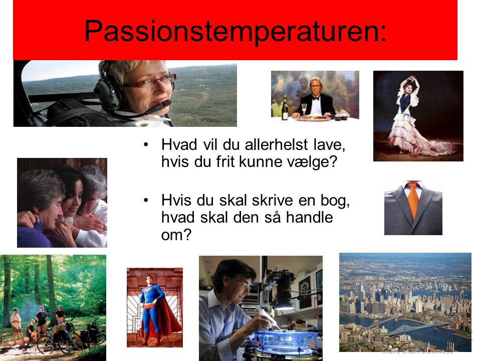 Passionstemperaturen: