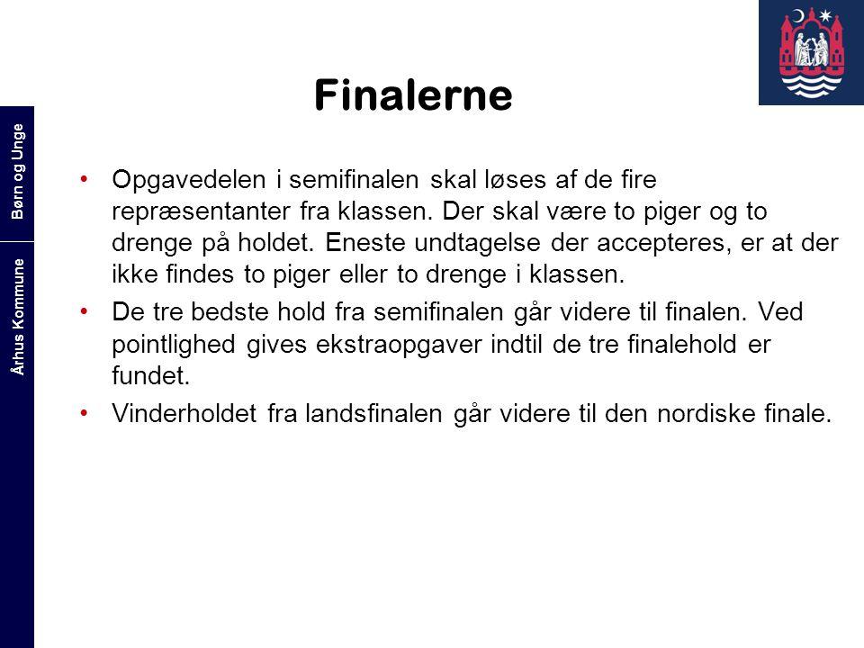 Finalerne
