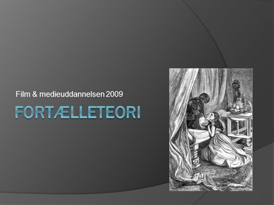 Film & medieuddannelsen 2009