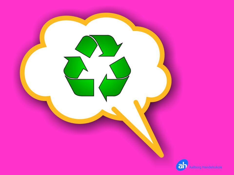 Forstyrrelse 4 af 4: Ideen om genbrug skal være med 1 min.