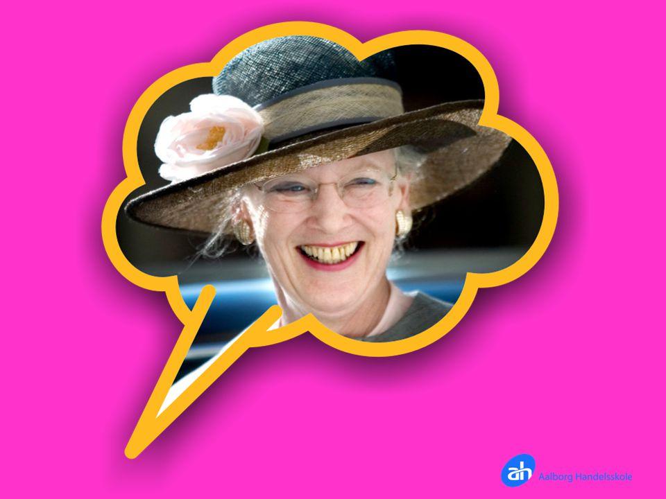 Hvordan ville Dronningen gerne have det 1 minut
