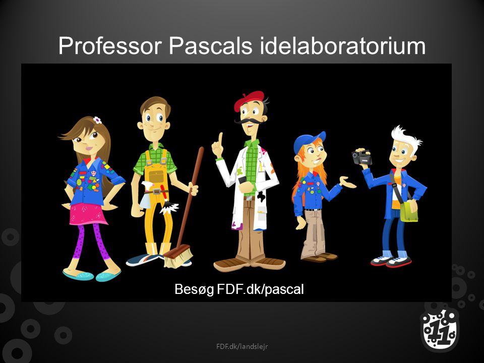 Professor Pascals idelaboratorium