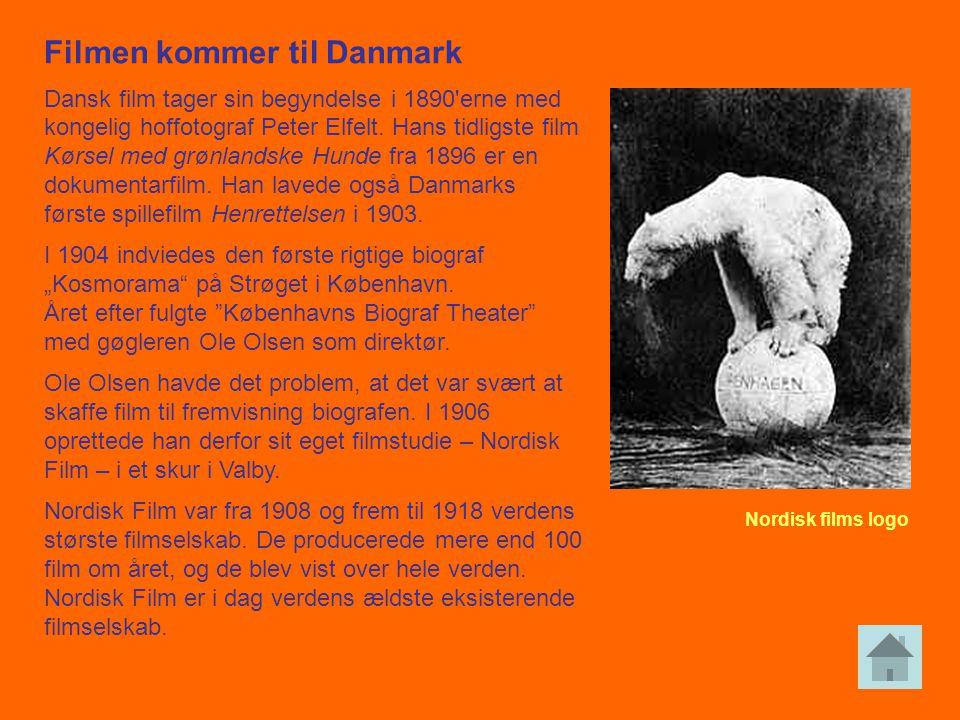 Filmen kommer til Danmark