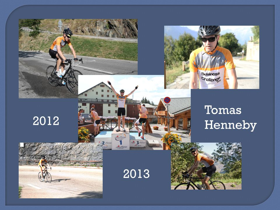 Tomas Henneby 2012 2013