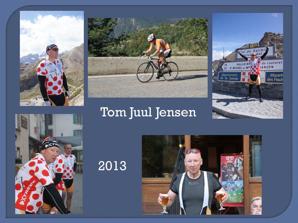 Tom Juul Jensen 2013