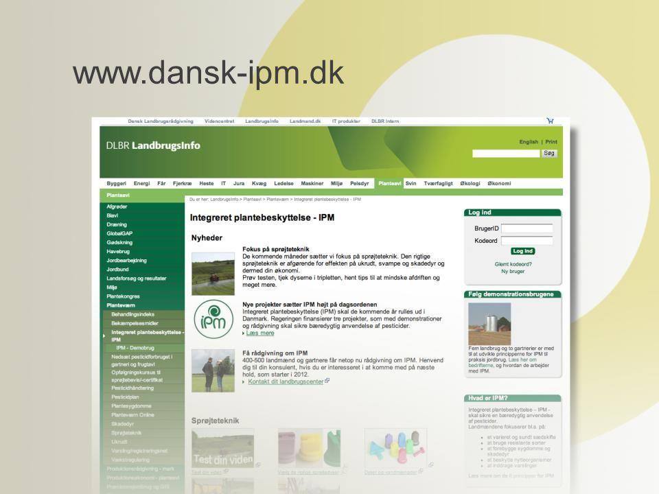 3. april 2017 www.dansk-ipm.dk