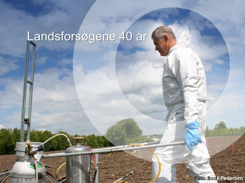 3. april 2017 Landsforsøgene 40 år Foto: Bodil Pedersen 7