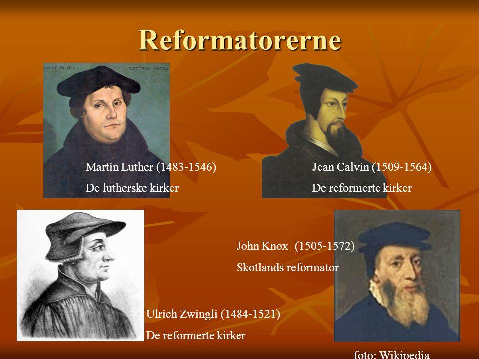 hvad betyder reformerte