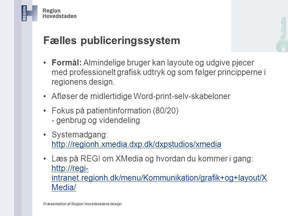 Fælles publiceringssystem