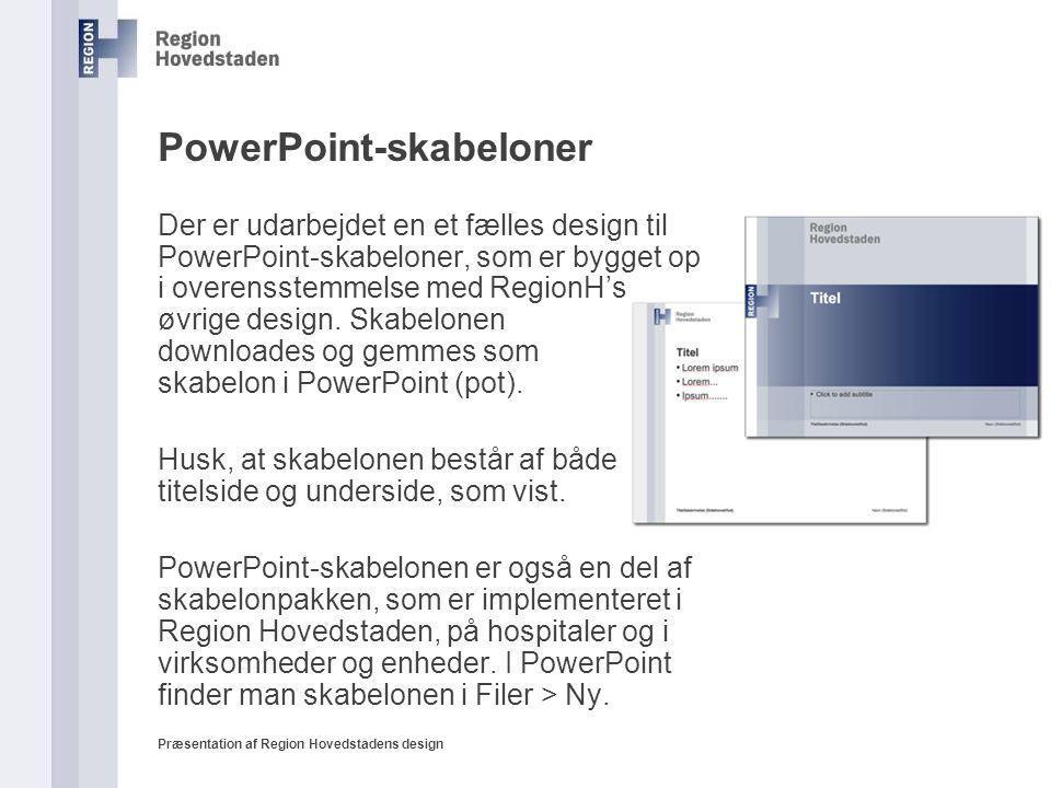 PowerPoint-skabeloner