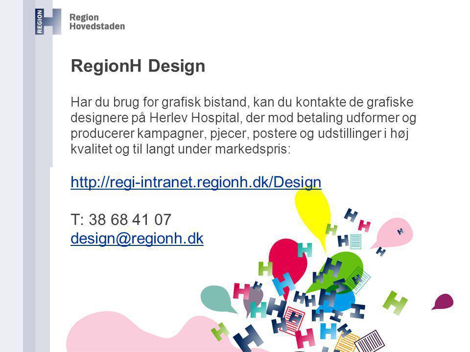 RegionH Design