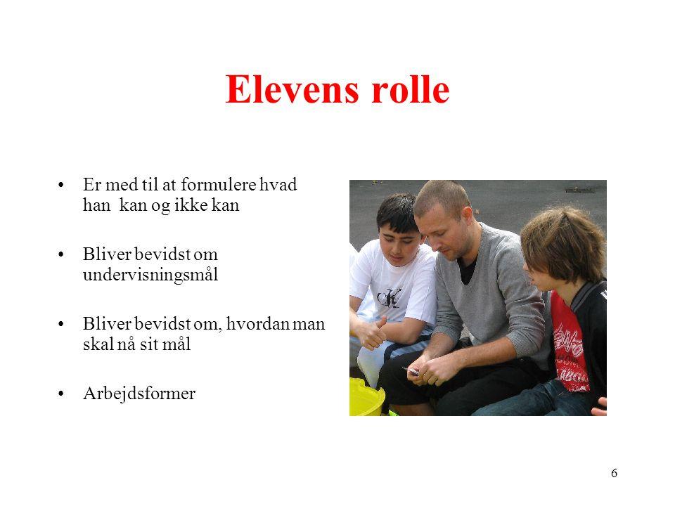 Elevens rolle Indsæt foto nr. 58