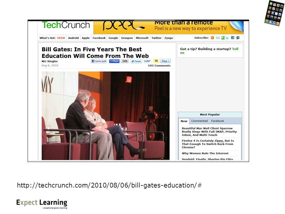 http://techcrunch.com/2010/08/06/bill-gates-education/#