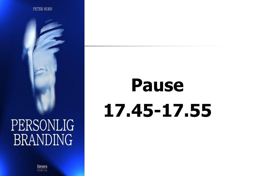 Pause 17.45-17.55