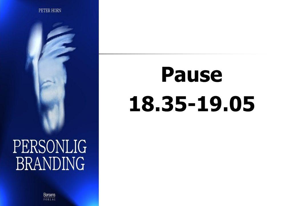 Pause 18.35-19.05