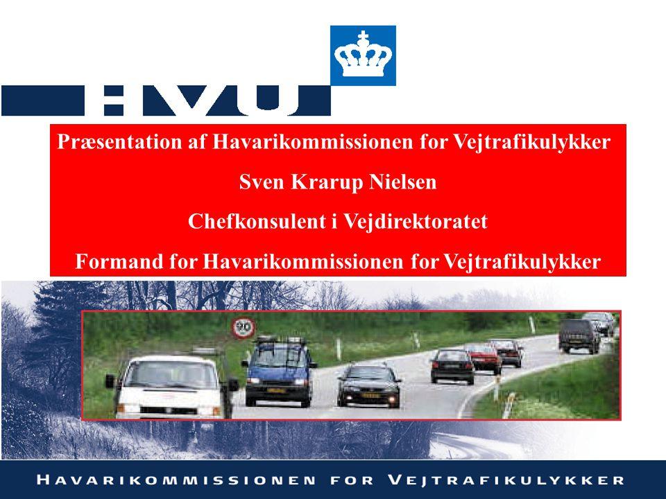 Præsentation af Havarikommissionen for Vejtrafikulykker