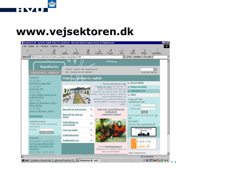 www.vejsektoren.dk