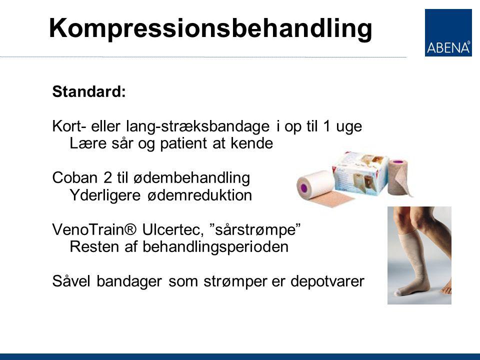Kompressionsbehandling